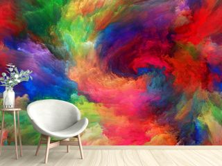 Virtual Life of Paint