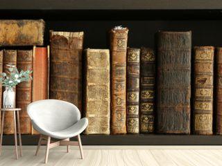 vintage books.