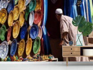 venditore di vasellame