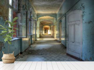 Corridor in beelitz