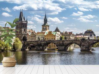 Prague, Charles Bridge (Karluv Most)