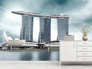 landmark of Singapore