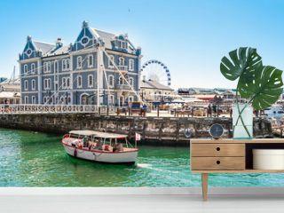 Waterfront in Kapstadt