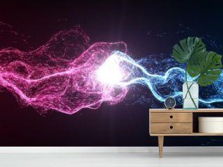 harmony and balance between the energy
