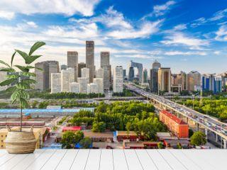 Beijing, China Skyline