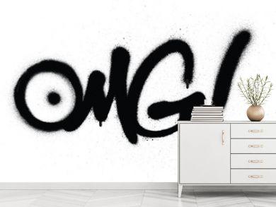 GraffitiAbbreviationOMG
