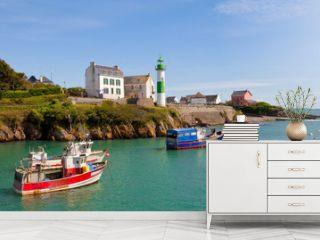 Port de Doëlan en Bretagne   Finistère Sud