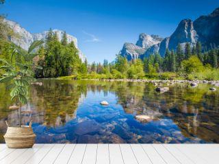 Yosemite National Park in summer, California, USA