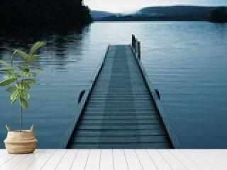 mystifying pier