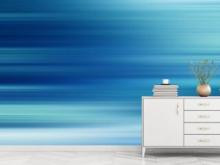 blue abstract background with horizontal lines