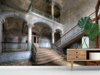Beelitzer Treppenaufgang