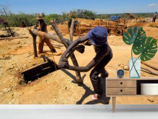 minatori africani