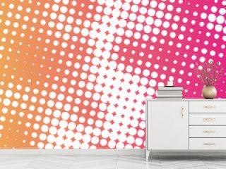 Vector raster wallpaper