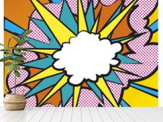 Fond Pop art 3
