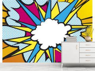 Fond Pop art 1