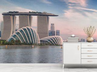 Landscape of the Singapore