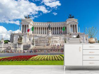 Piazza Venezia - Rome - Italy
