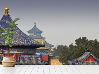 Temple of Heaven in Beijing - China