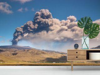 Eyjafjallajokull volcano eruption, Iceland/ Eyjafjallajokull volcano eruption, Iceland