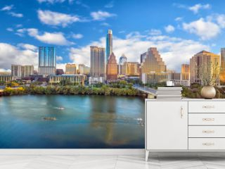 Downtown Skyline of Austin, Texas