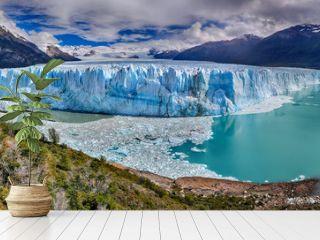 Perito Moreno Glacier at Los Glaciares National Park N.P. (Argentina) - HDR panorama