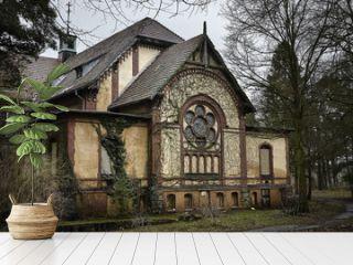 Abandoned old hospital Beelitz