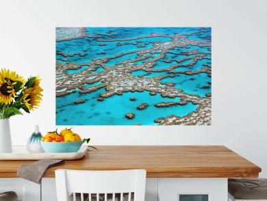 Aerial View Great Barrier Reef Australia-3