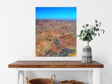 Fish river Canyon, south Namibia